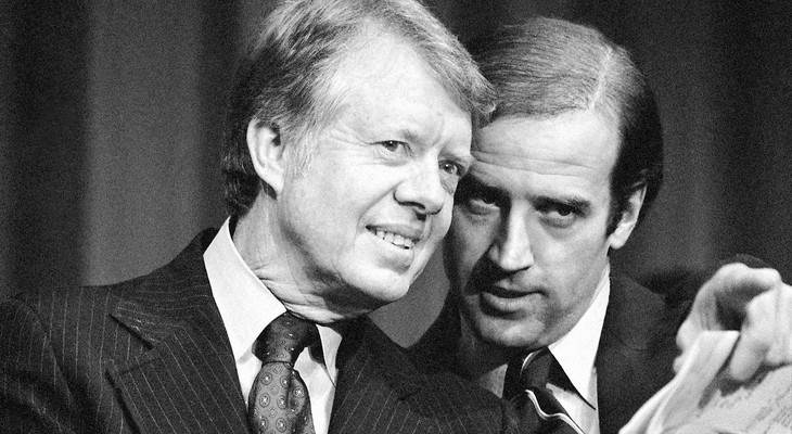 Jimmy Carter Shows Joe Biden How to Screw Everything Up