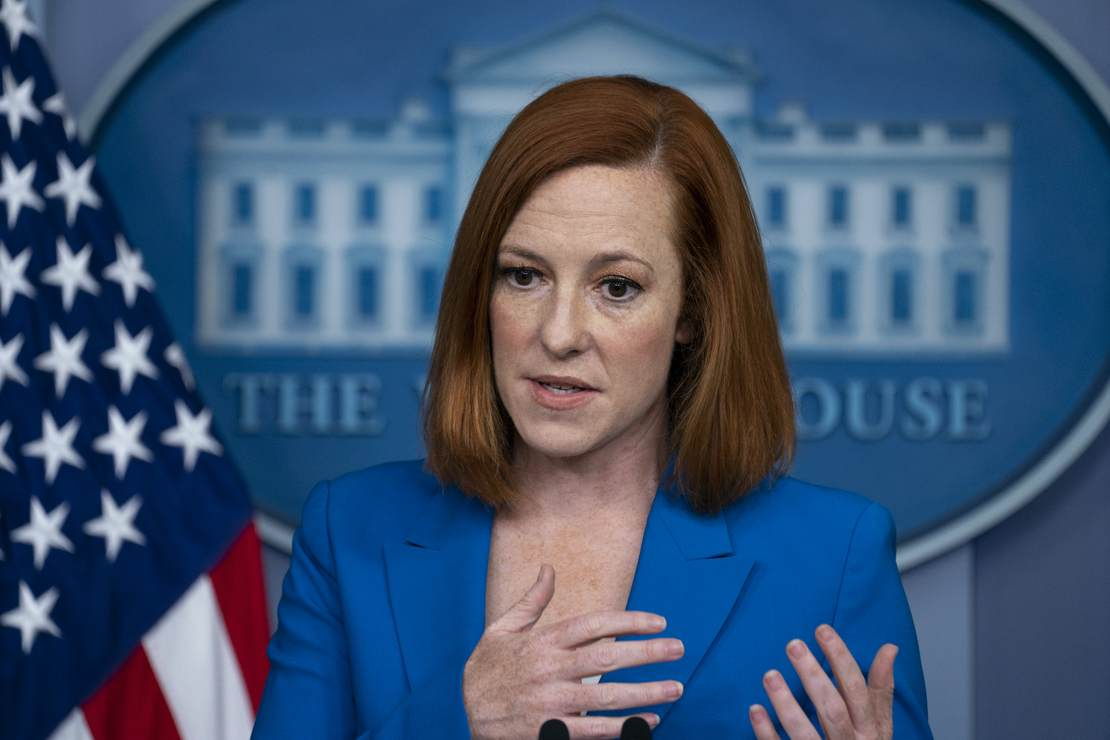 HOT TAKES: Reactions to Psaki Cranking up the 'Defund the Police' Gaslight Meter to 'SILLY'