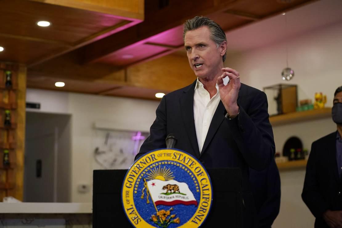 Newsom will keep his emergency powers in California