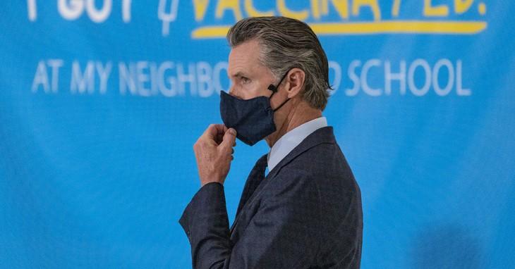 Gavin Newsom's Win Will End up Dragging Democrats Down
