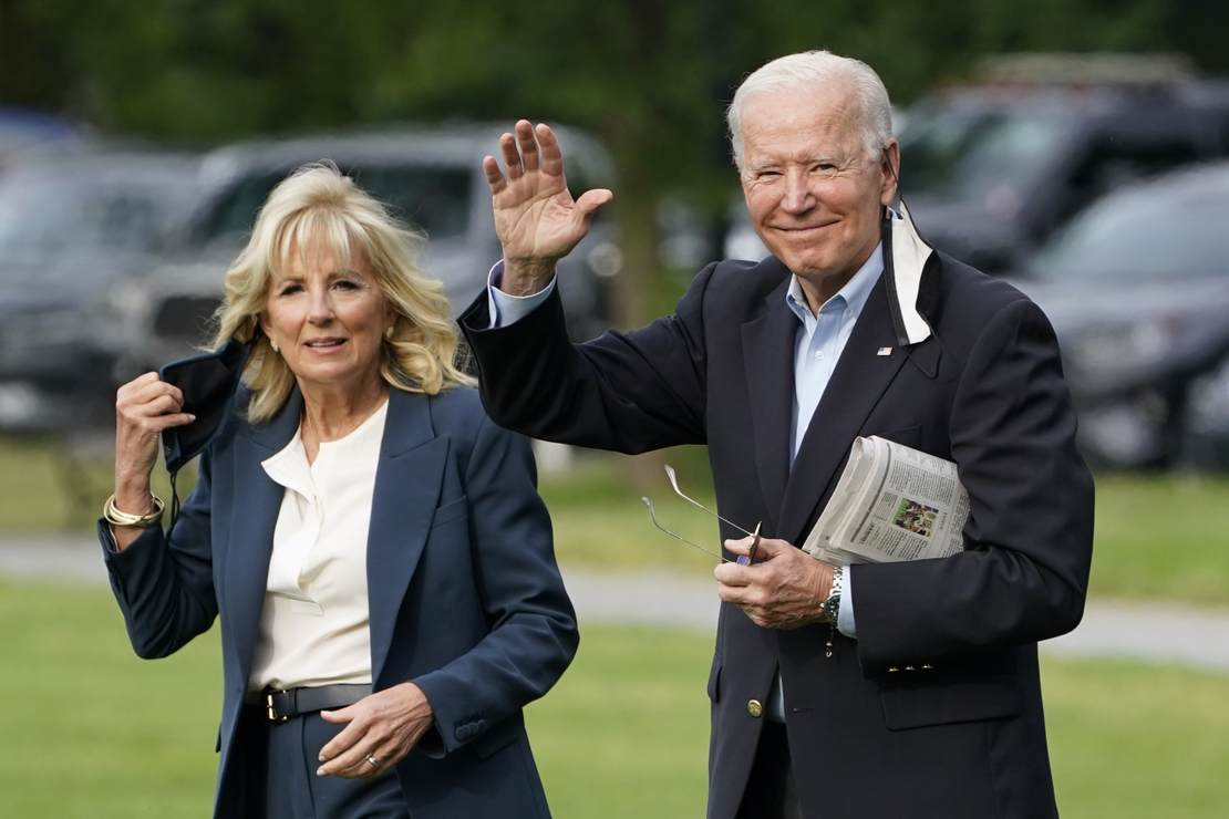 House Republican: Biden may owe $500,000 in back taxes