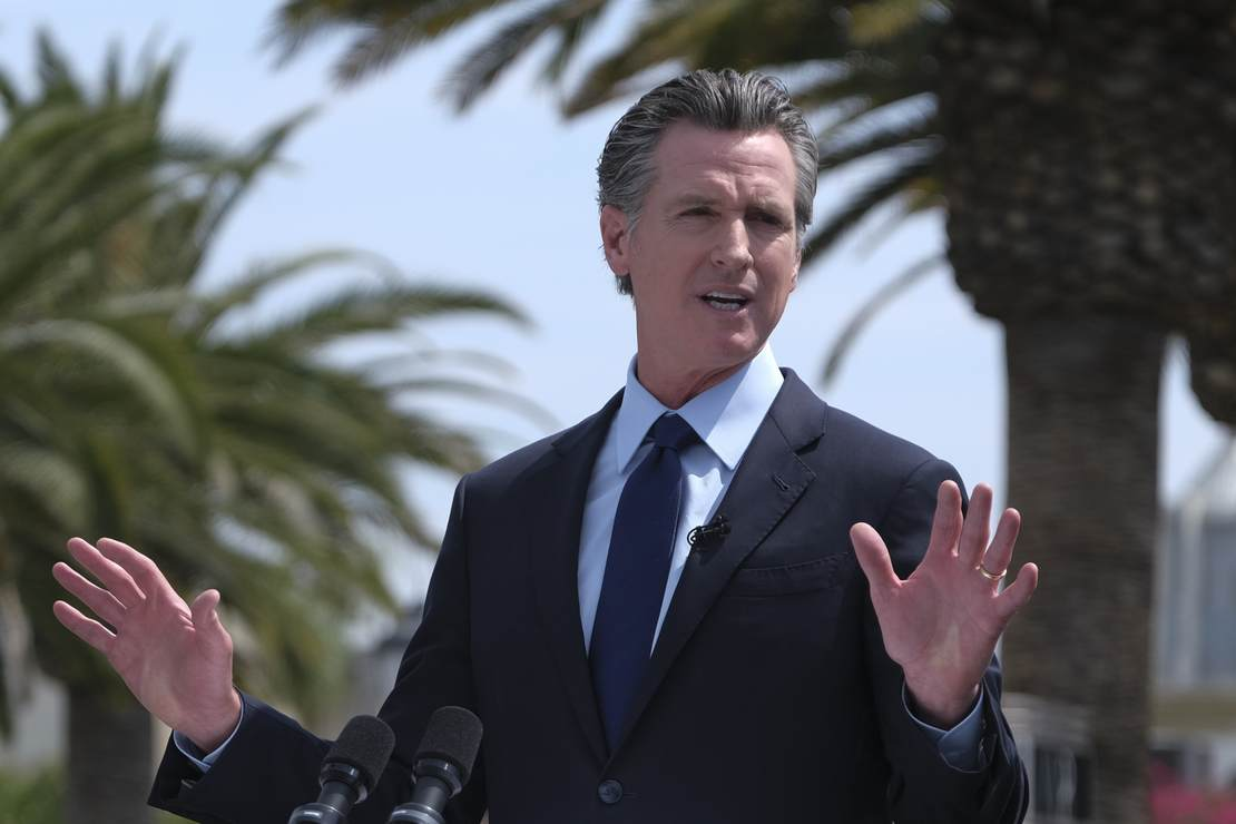 Shock poll: Newsom might lose the recall after all