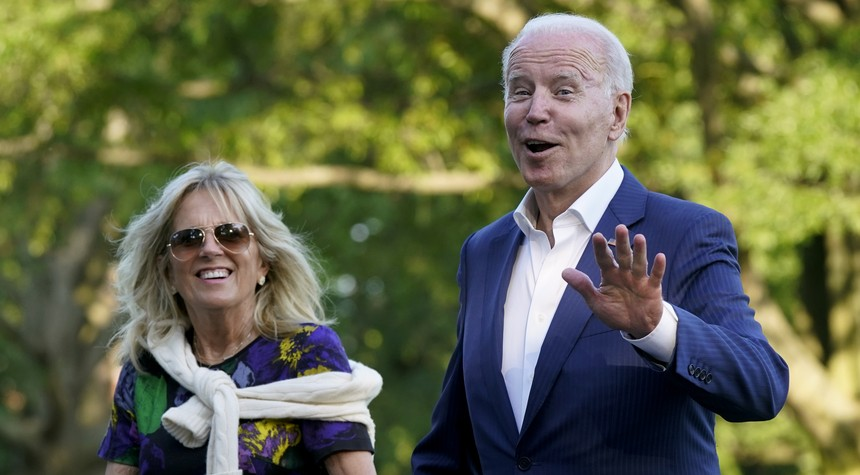 Biden Seems More Determined to Fight Texas Than the Taliban