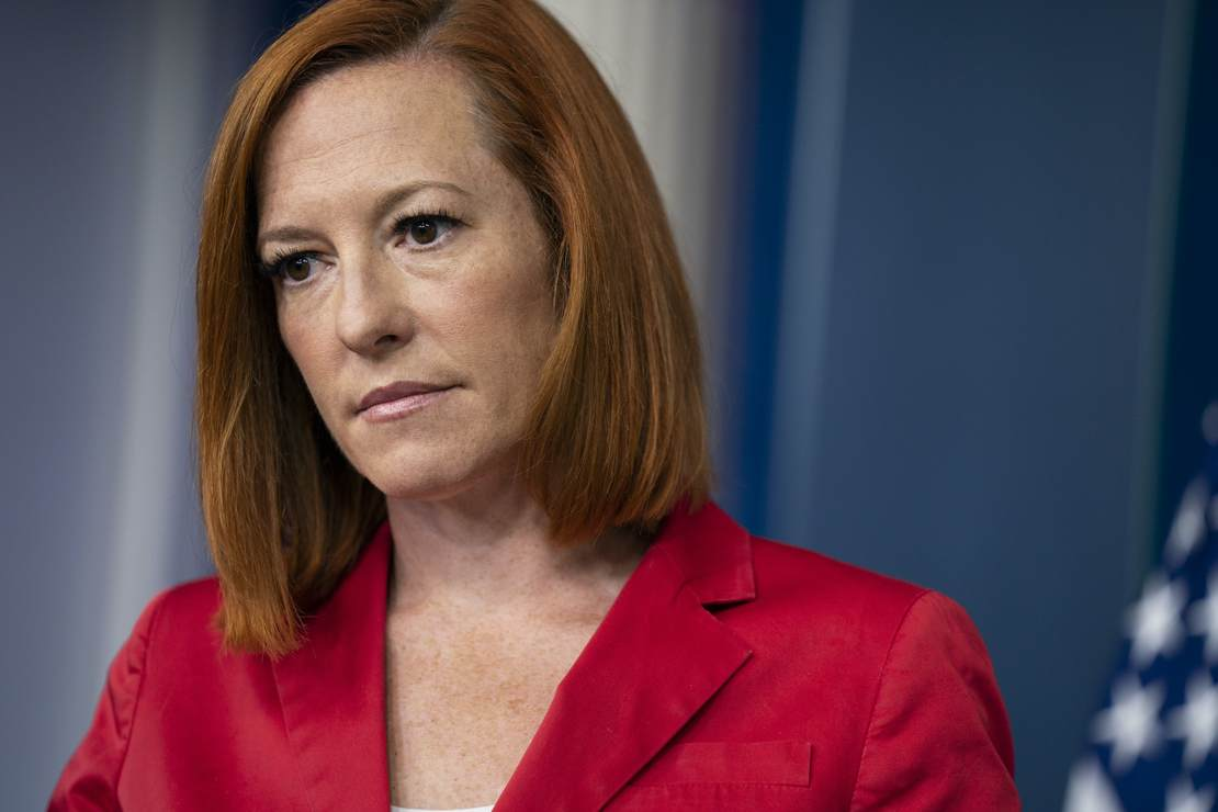 WaPo Finally Drops Psaki and the Biden Team for Big Lie About Defunding the Police