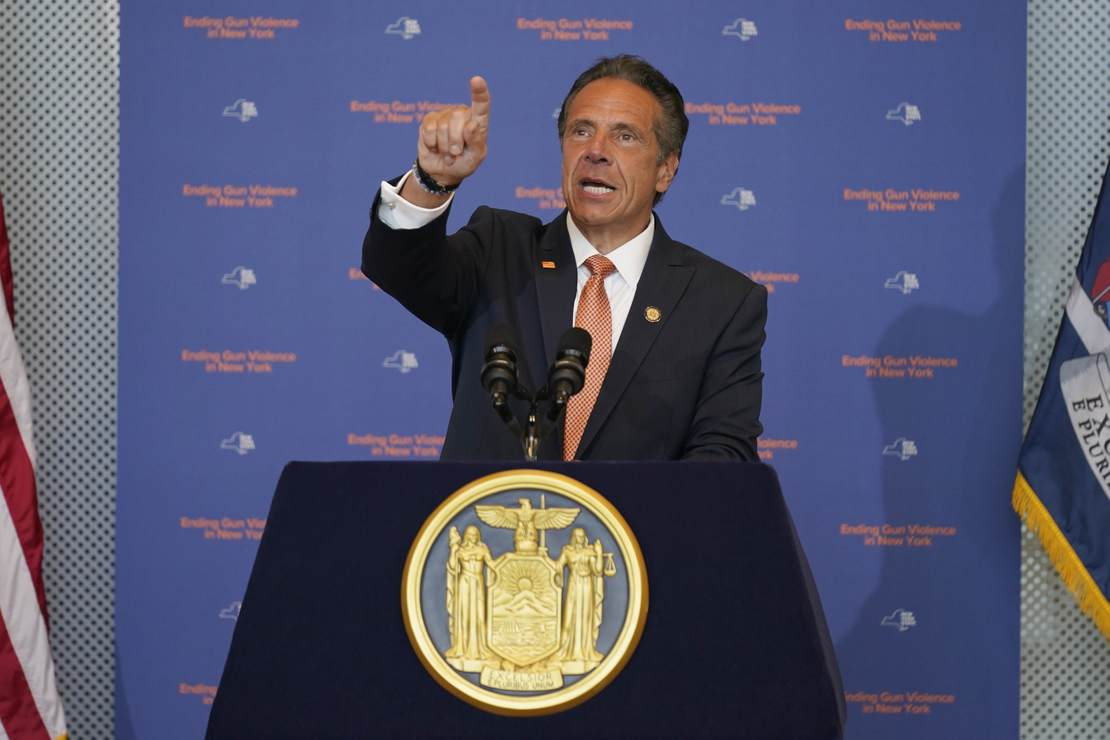 DoJ's probe into Cuomo is done, but NY AG isn't