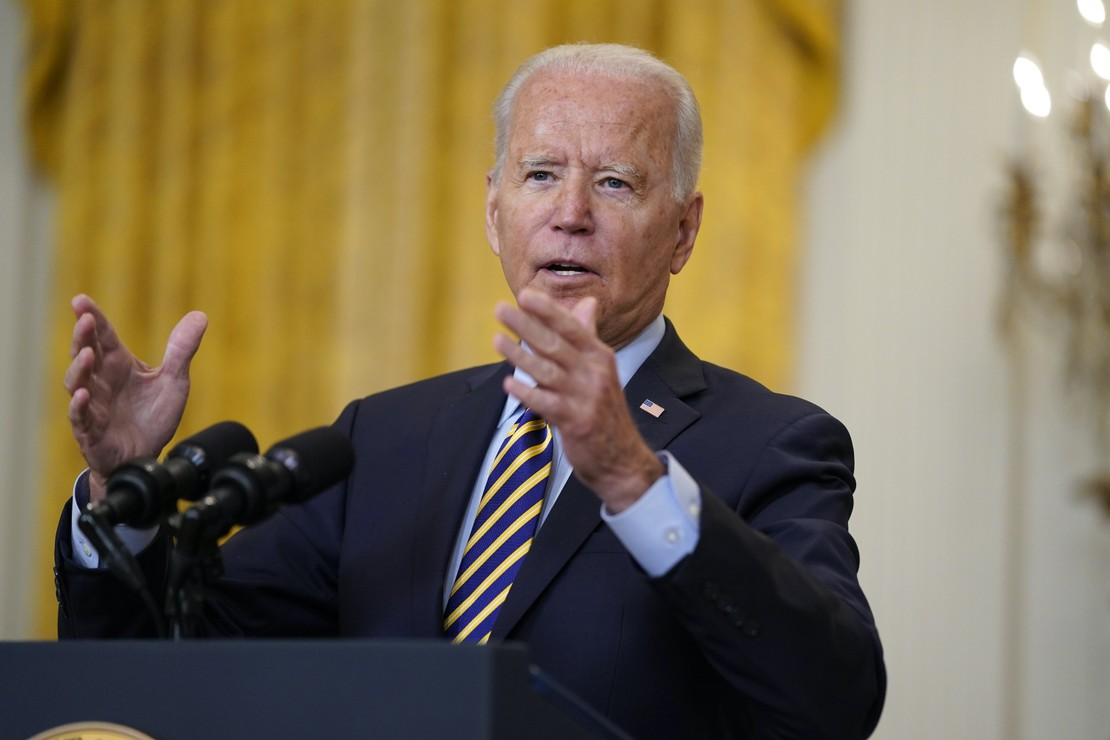 """Biden's latest whopper: """"I used to drive an 18-wheeler truck, man."""" WH staff scrambles to cover for him."""