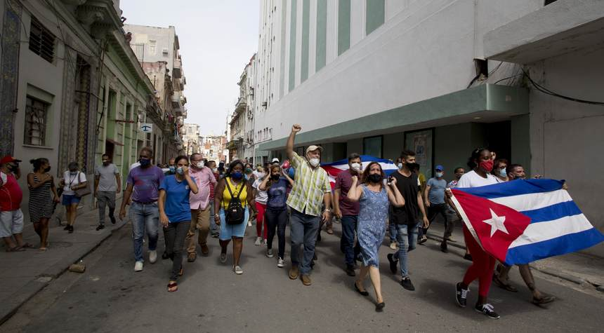 Cuba mongering in Cuba explores