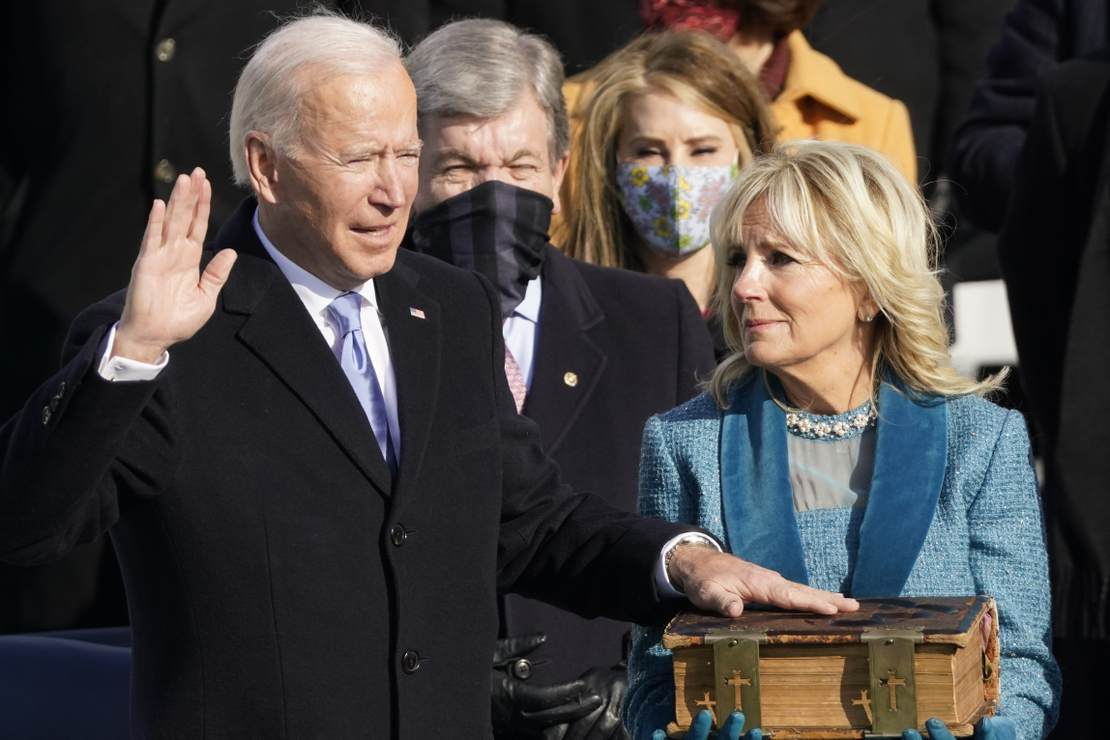 Jill and Joe Biden Do Yet Another Joint Interview, and It's Really Awkward