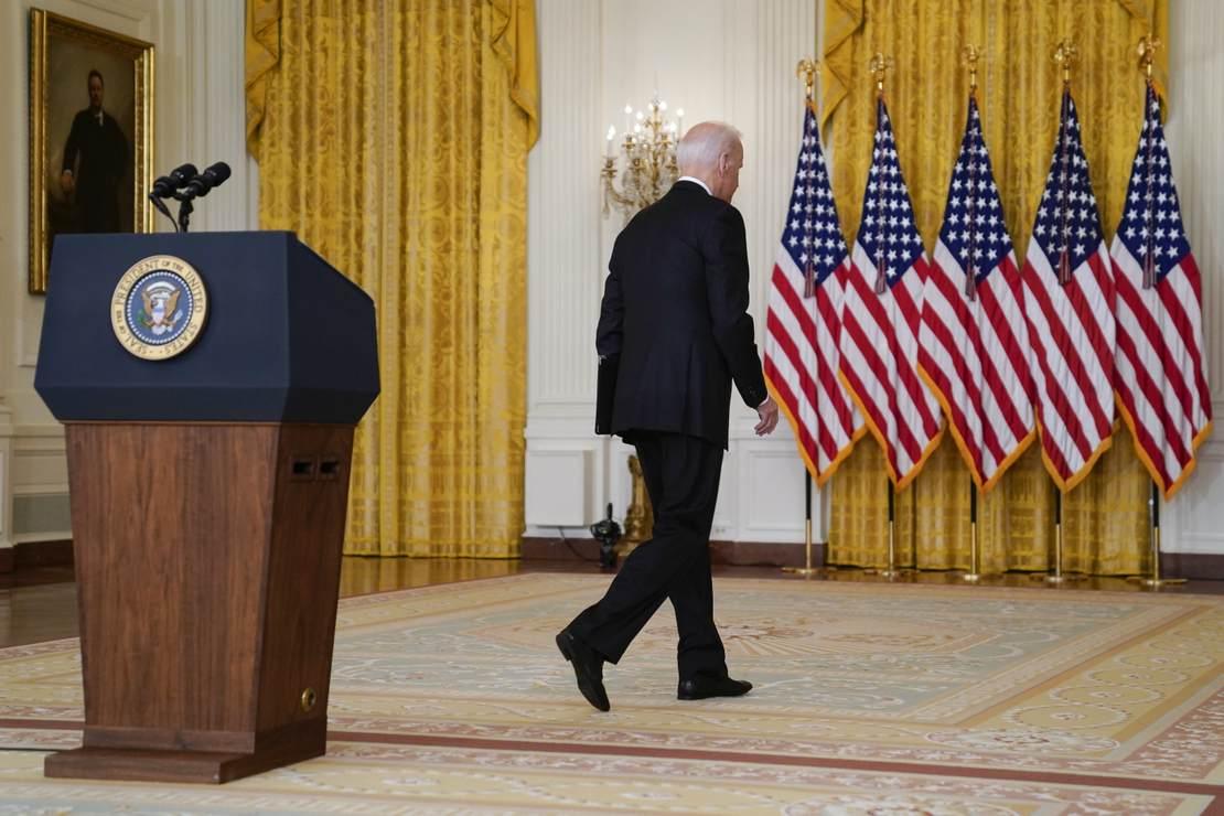 Dems' new reconciliation chant: Where's Joe Biden?
