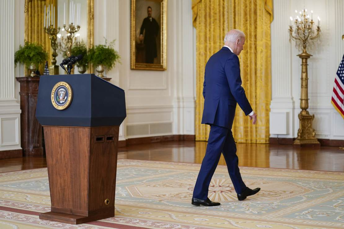 Marquette poll: Biden falls 10 points, almost two-thirds disapprove of Afghanistan retreat