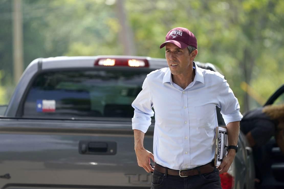 Ouch! Beto O'Rourke slams Biden over Del Rio humanitarian crisis - compares him to Trump