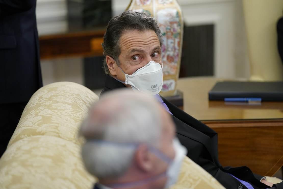 BREAKING: NY Legislature Repeals Cuomo's Powers