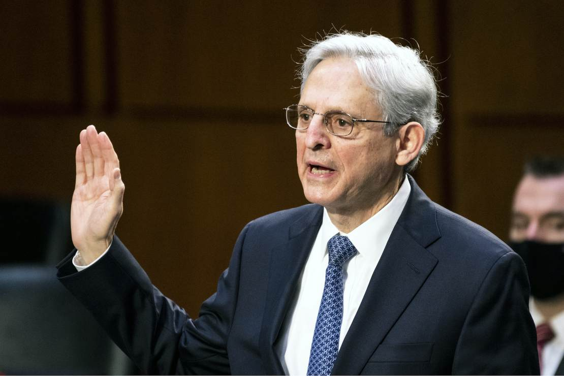 The Morning Briefing: Thank God Merrick Garland Isn't on the Supreme Court