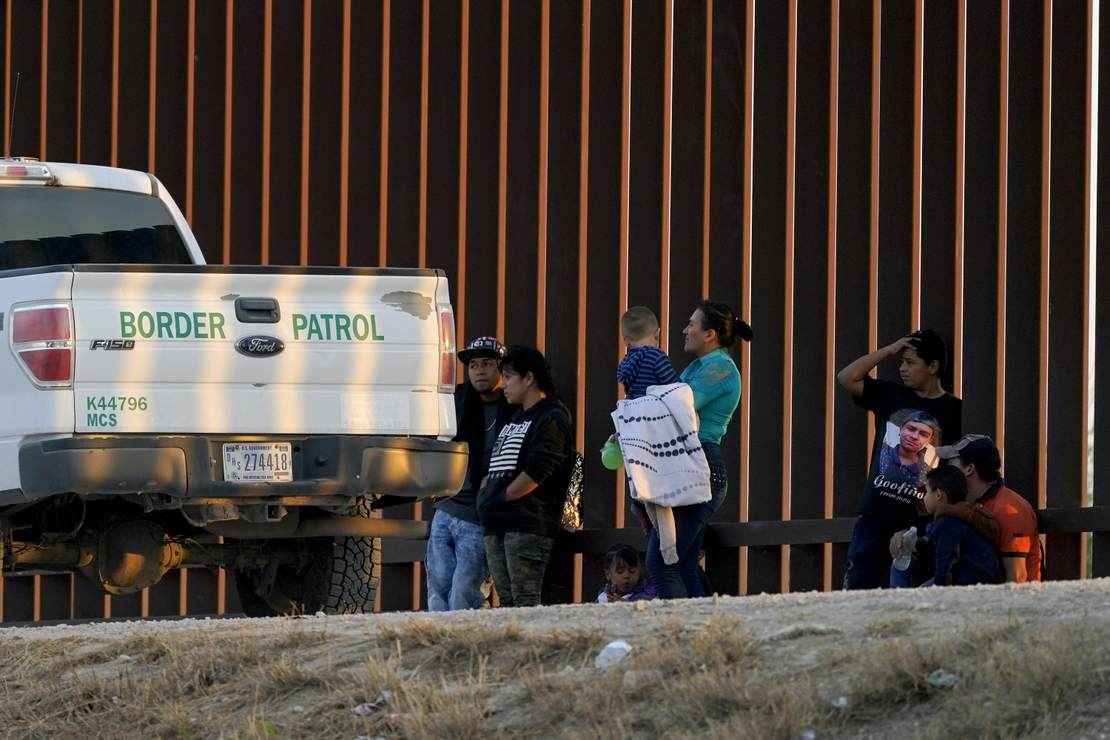 Americans Are Growing Sick And Tired Of Biden's Border Crisis