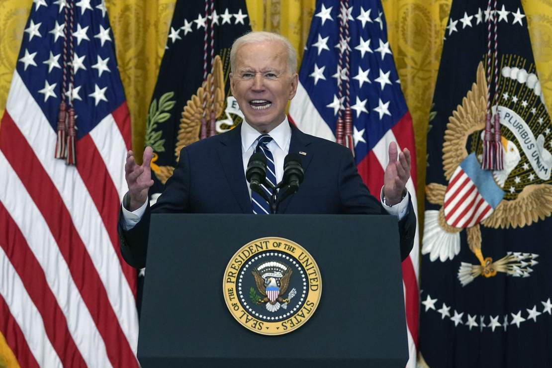 The End of Basic Education: Biden Issues Universal Public School Critical Race Theory Order