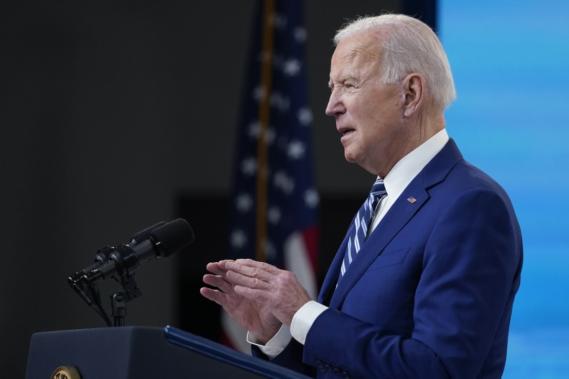 WATCH: Biden's Reading From Teleprompter During Speech Goes Horribly Wrong