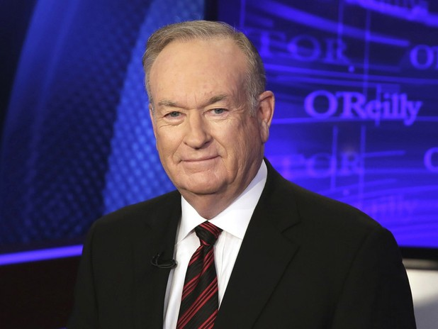 Bill O'Reilly Issues First Public Statement After Firing