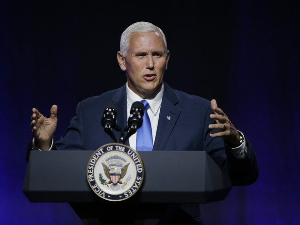 Pence Pushes Senate GOP to Step up to the Plate