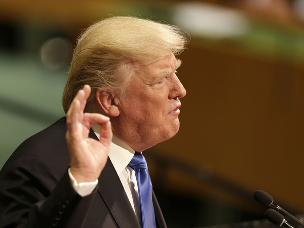 Trump Slams Iran at the U.N.
