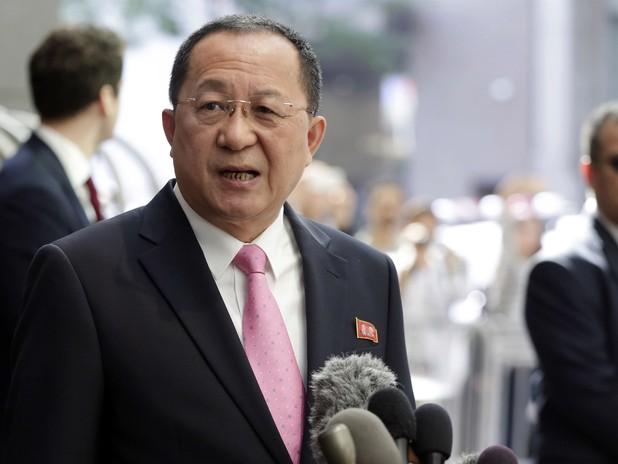 North Korea Says U.S. Has 'Declared War'
