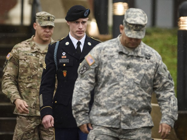 US Army Sergeant Bowe Bergdahl Pleads Guilty to Desertion
