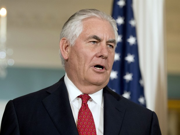 U.S. Diplomacy with North Korea to Continue Until 'First Bomb is Dropped': Tillerson