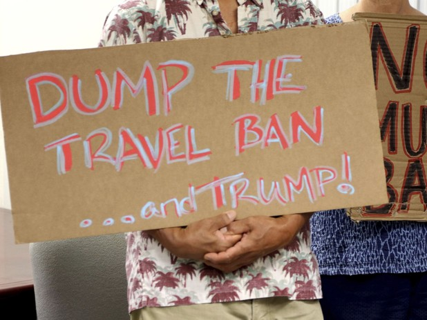 US Judge Blocks Latest Trump Travel Restrictions