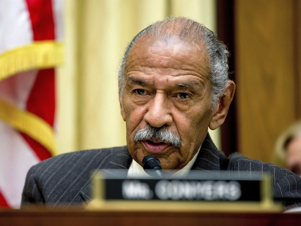Rep. John Conyers Retires and Endorses Son