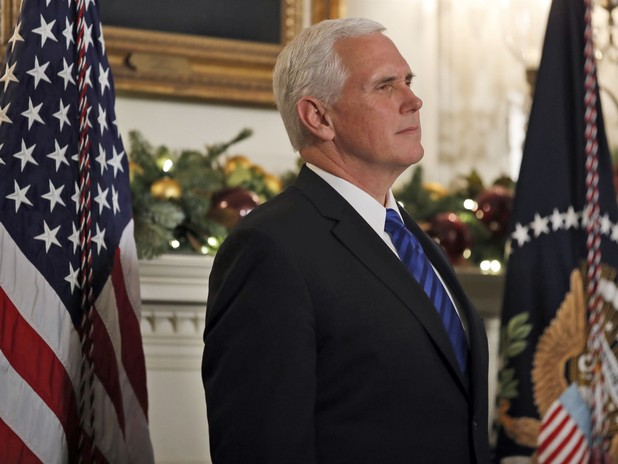 Pence Delays Trip to Middle East Due to Tax Vote