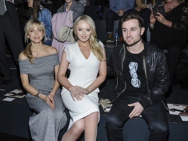 You Can't Sit With Us: Tiffany Trump Bullied at New York Fashion Week