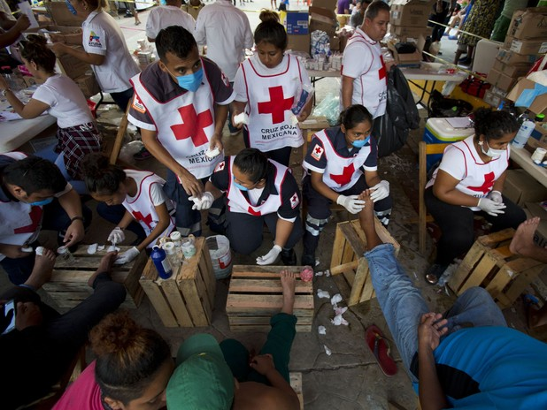 American Red Cross Urging People to Give Blood for New Year's Resolutions