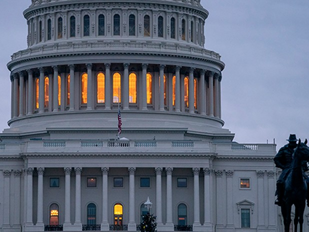 12th Day: Shutdown Marches On