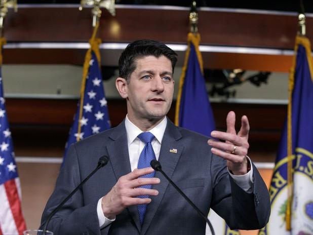 House Speaker Paul Ryan Will Not Seek Re-Election in 2018