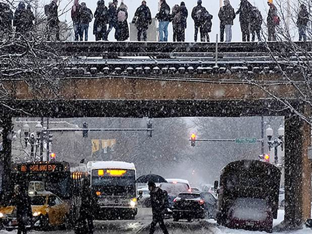 Weather forecasters predict absurdly low temperatures for Chicago