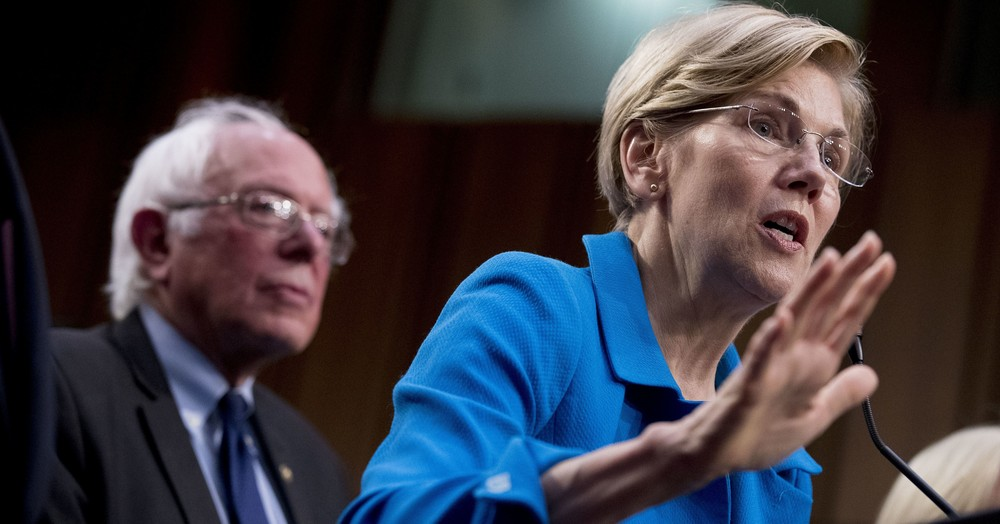If This 2020 Poll of Democratic Presidential Hopefuls is Accurate, They're In Trouble