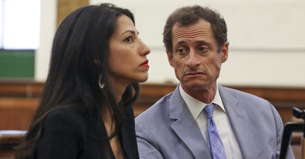 Weiners Pull Out of Divorce? (Updated)