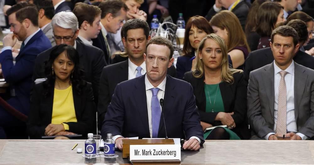 Watch: Sen. Kennedy Lights Up Zuck Over Facebook's User Agreement Verbiage