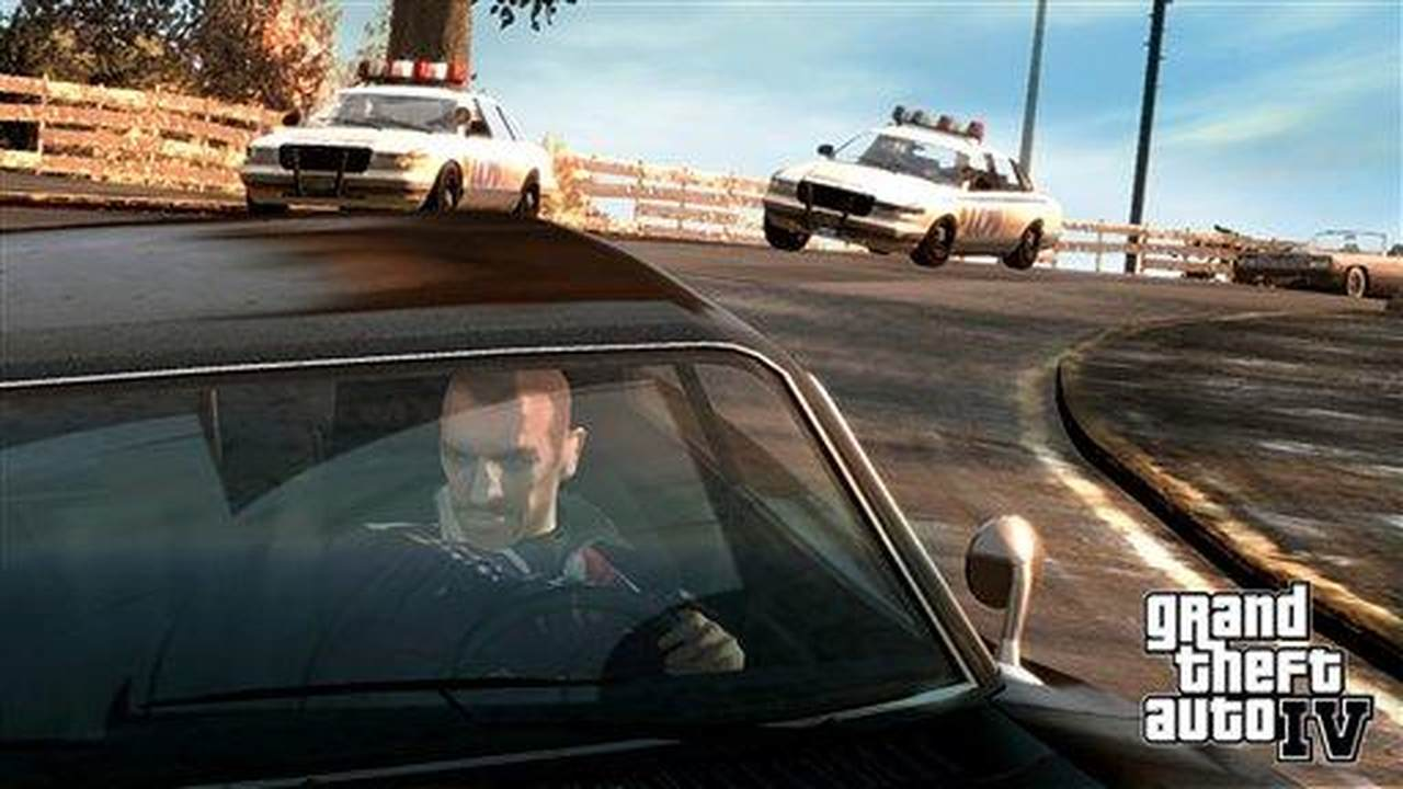 One State Legislator Says Grand Theft Auto Is Having a Devastating Impact on His Community