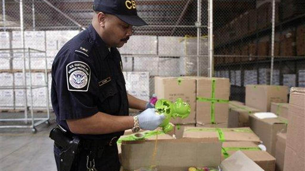 CBP Detains Imported Products Made With Forced Labor in China
