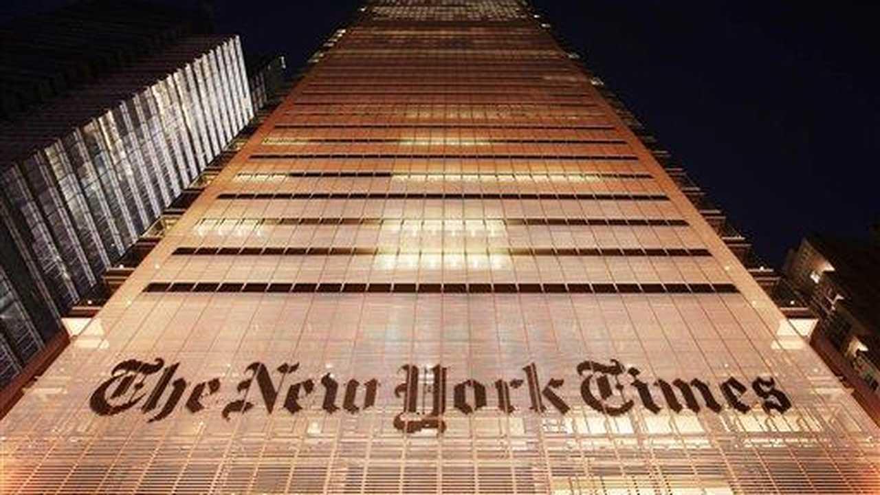 Brutal: NYT Columnist Picks Apart the NYT's '1619 Project'