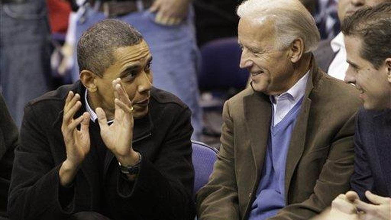 'There Could be a Smoking Gun': GOP Senator Says Obama Likely Knew About Biden Ukraine Issues