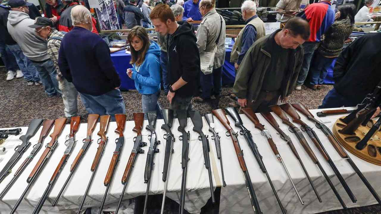 First Gun Show In Maryland County Since Sandy Hook Forbids