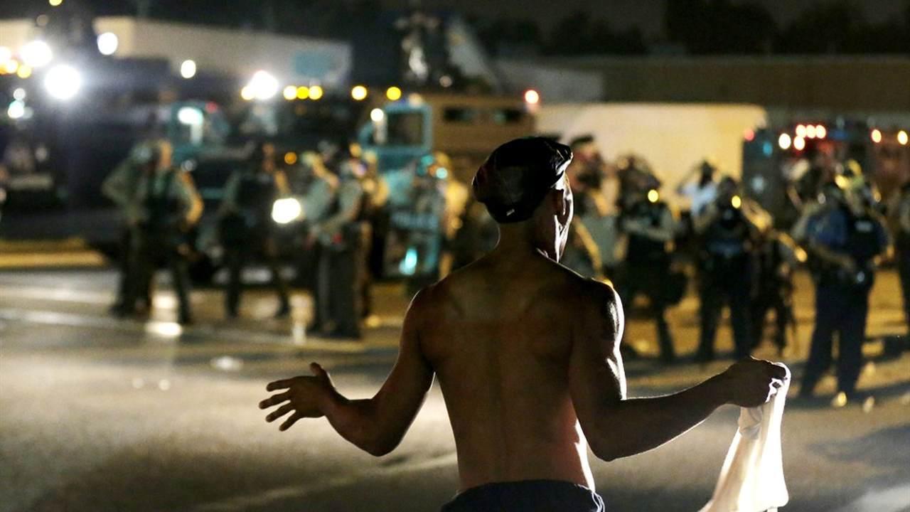 The Ferguson Feeding Frenzy