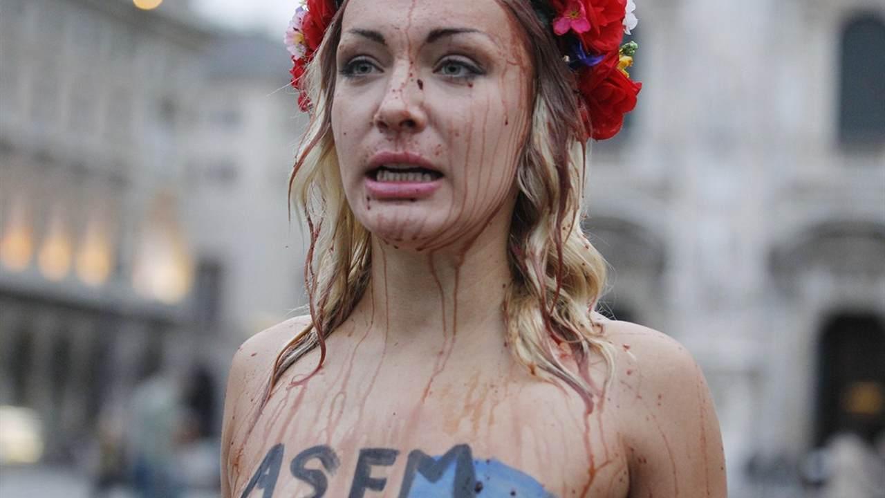 Обоссанные девушки украины