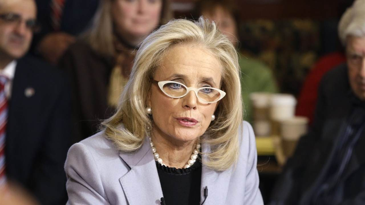 Debbie Dingell Says Trump Should Be Wearing a Mask Because 'I Have a Right To Be Safe'