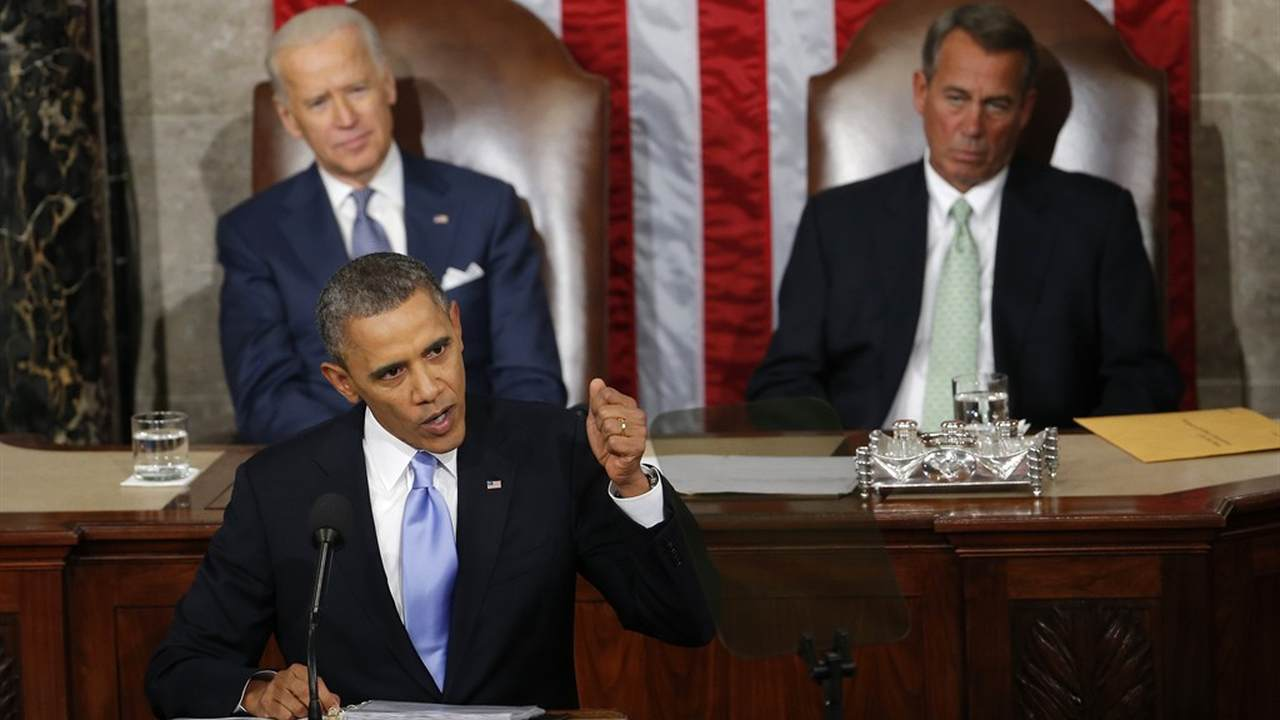 an analysis of president obamas 2014 state of the union address January 28, 2014 (read the full text of obama's speech here) the white house released these excerpts from president obama's 2014 state of the union address on tuesday.