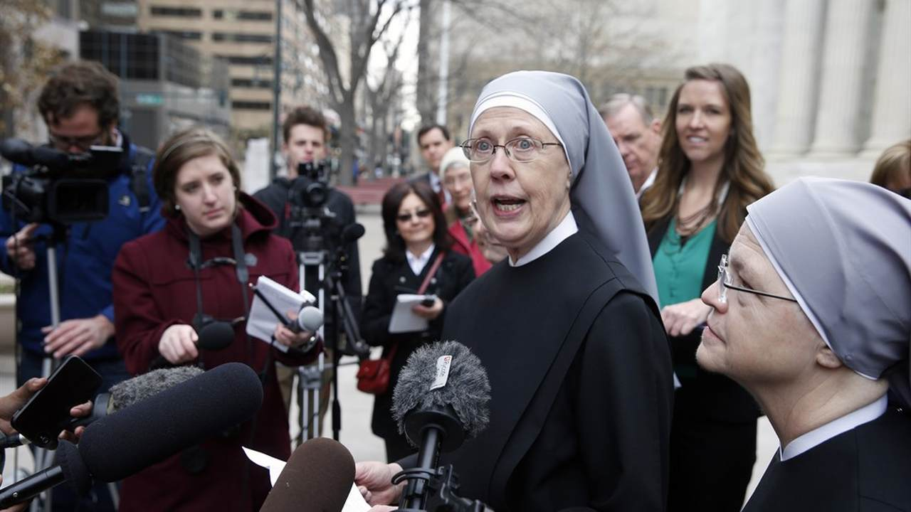 SCOTUS Hears Religious Liberty Fight Over Contraceptive Mandate from the Little Sisters of the Poor