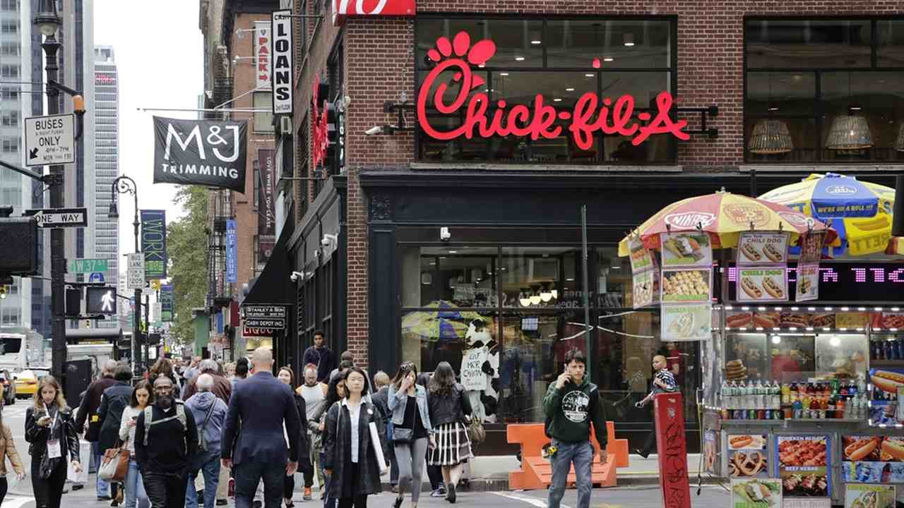 Boomerang: Feminist Writer's Attempt To Mock Chick-fil-A's Branding Does Not Go According To Plan