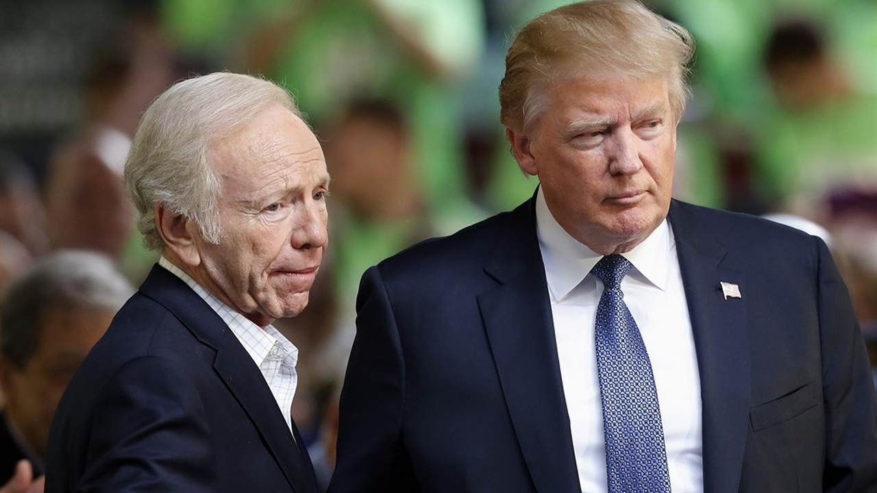 Having Experienced the 2000 Election Controversy, Joe Lieberman Offers His Advice to the Candidates