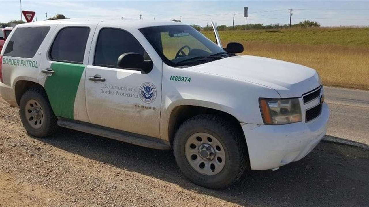 Border Patrol Agents Save Infant in Remote Area of Texas